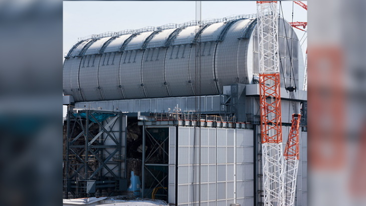 Fukushima Daiichi 3 fuel removal completed