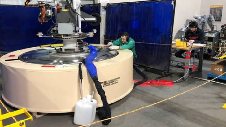 MPC lid welding passes US regulatory inspection