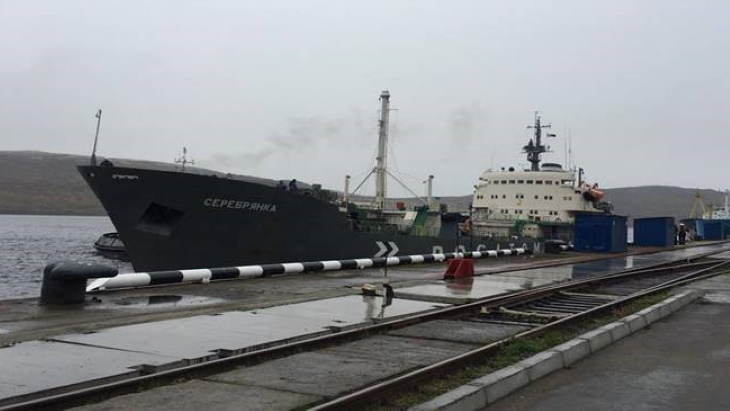 First fuel from Lepse leaves Nerpa shipyard