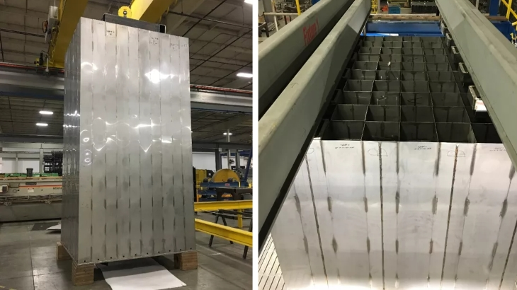 US plant takes delivery of Holtec fuel racks