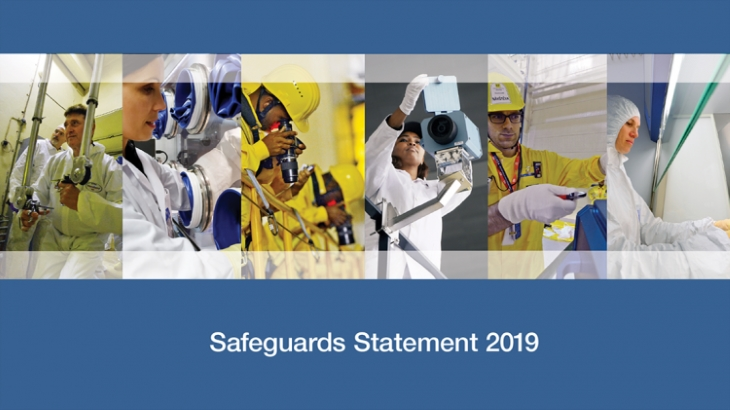 IAEA reports on safeguards activities in 2019