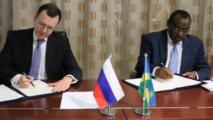 Russia, Rwanda plan joint work on education and public acceptance