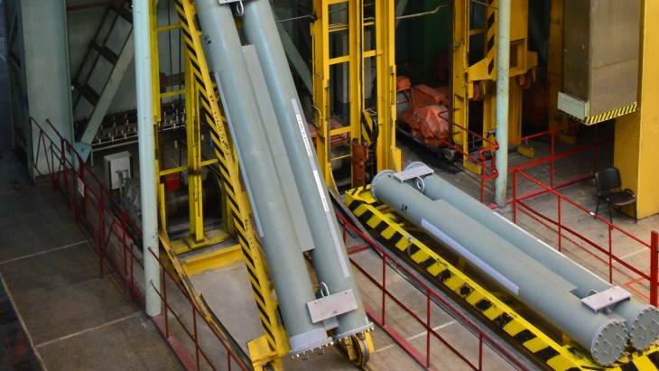 Fuel for unit 2 of Belarus plant clears inspection
