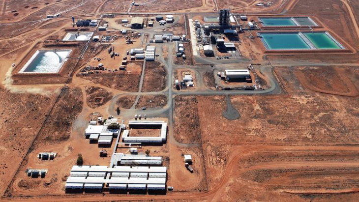Boss Resources will be Australia's next uranium producer, says CEO