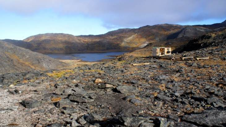 New Chinese JV for rare earth minerals from Greenland