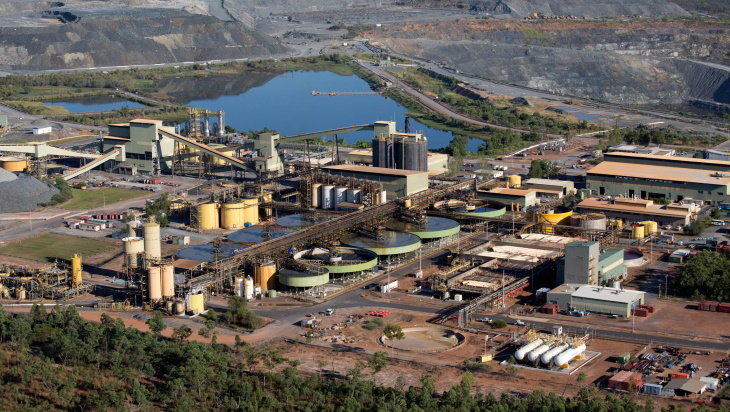 Ranger mine ends processing operations