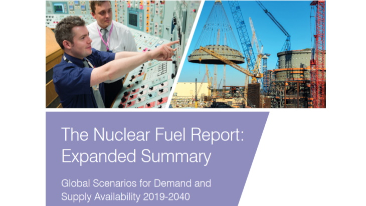World Nuclear Association launches fuel report summary