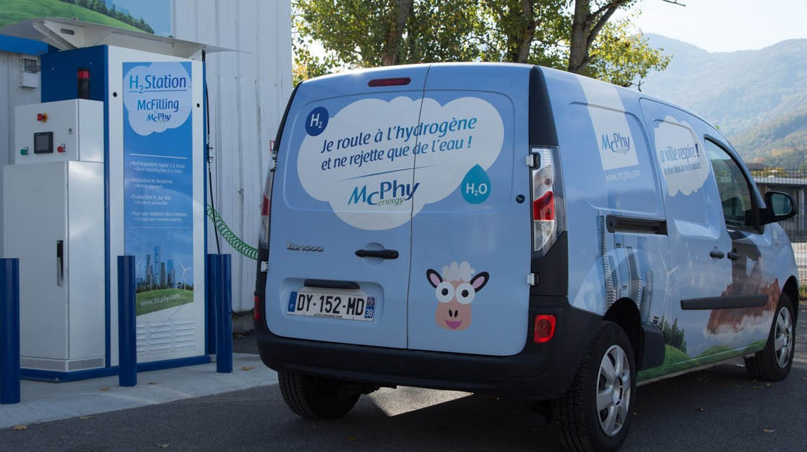 EDF moves into the hydrogen market