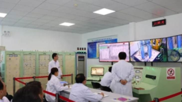 Chinese lead-bismuth test reactor starts up
