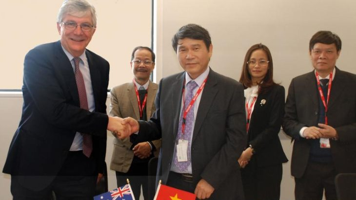 MoU for Australian and Vietnamese nuclear organisations