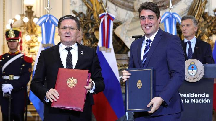 Argentina, Russia expand nuclear energy cooperation