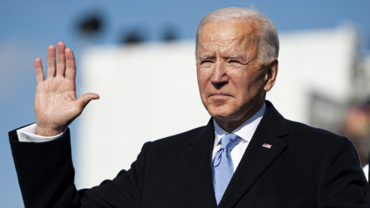 Biden Administration prioritises climate on first day
