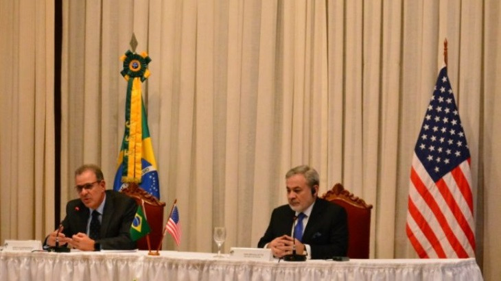 Brazil, USA promote cooperation in nuclear energy