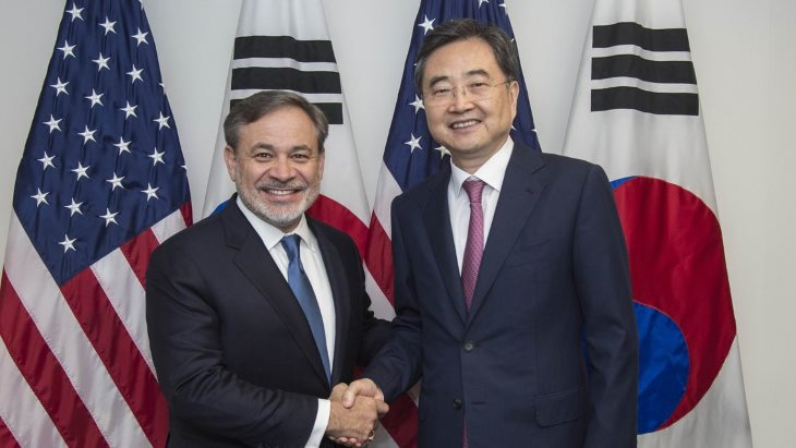 Second meeting for US-Korea High Level Commission