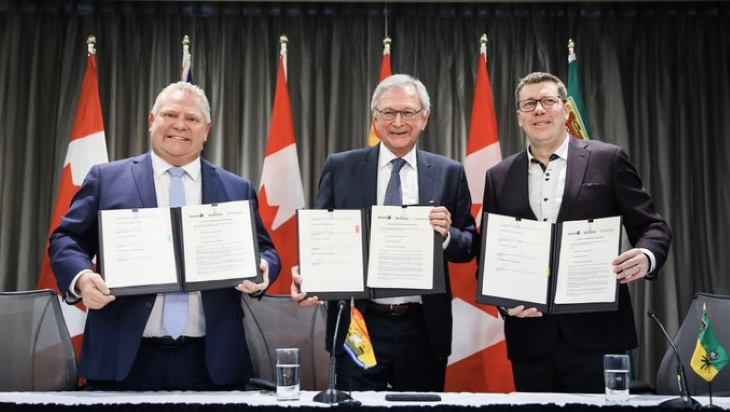 Canadian provinces to collaborate on SMRs