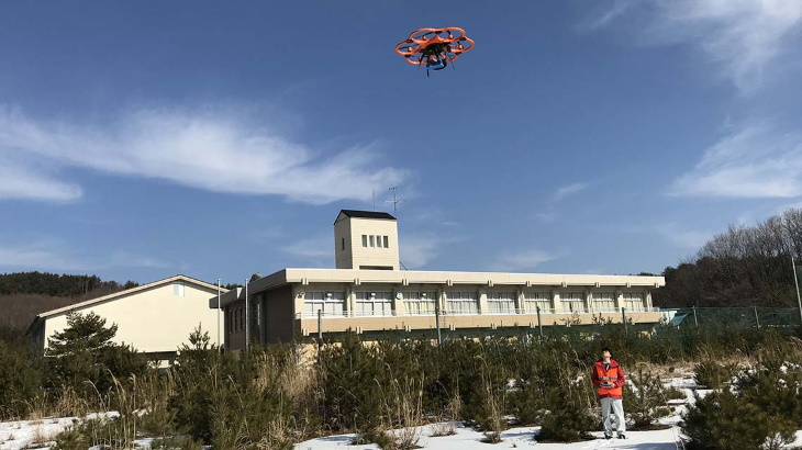 IAEA develops drone technology for radiation monitoring