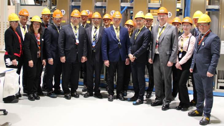 Energoatom reaches milestone with Westinghouse fuel supply