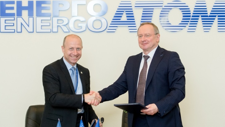 Energoatom and Westinghouse plan VVER-440 fuel cooperation