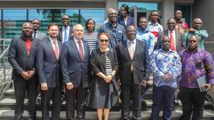 Ghana impresses Integrated Nuclear Infrastructure Review team