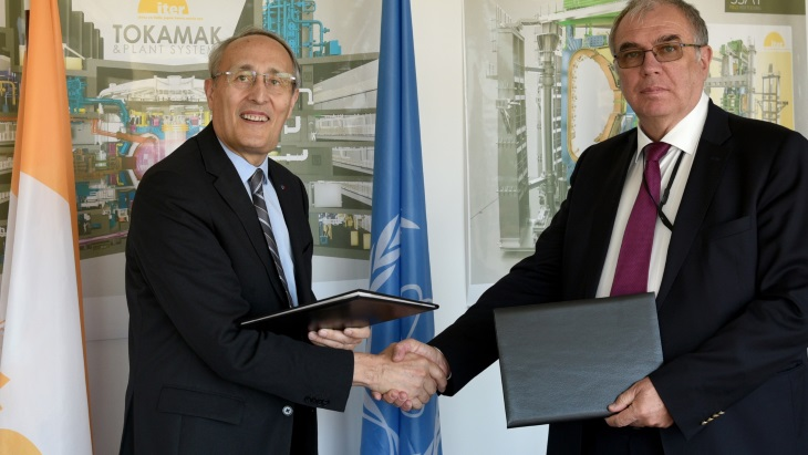 IAEA, ITER expand cooperation on fusion