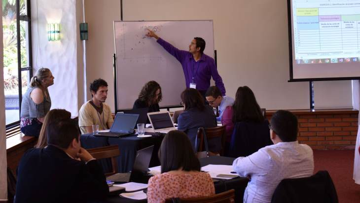 IAEA holds knowledge management course in Latin America