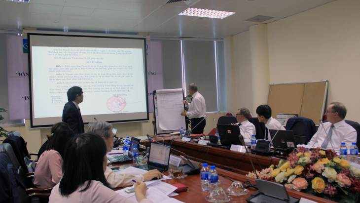 IAEA helps Vietnam plan for new research reactor
