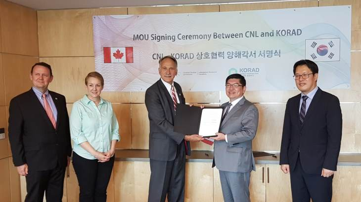 Canadian, Korean waste organisations agree cooperation