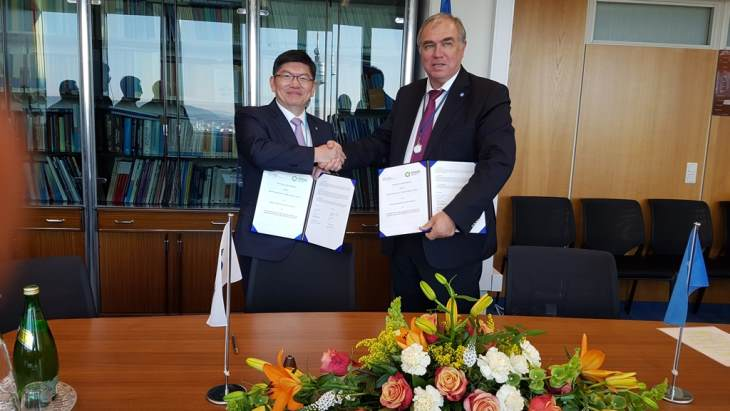 Korea expands cooperation with IAEA on radwaste
