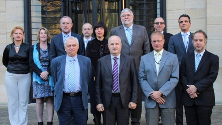 IAEA completes Luxembourg waste management review