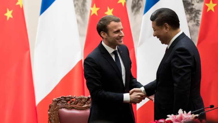 China and France reaffirm commitment to climate action