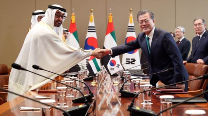 South Korea and UAE seek cooperation beyond Barakah