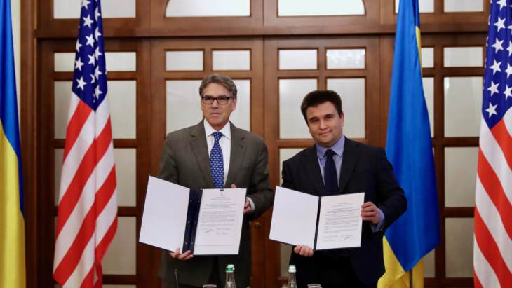 Ukraine, USA extend nuclear safety cooperation