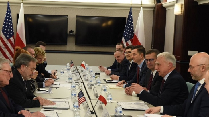 Polish-US civil nuclear agreement enters into force