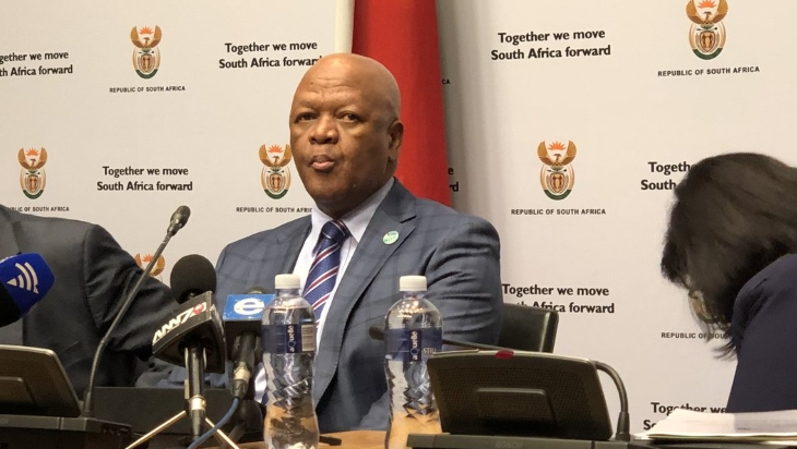 South African government replaces Necsa board