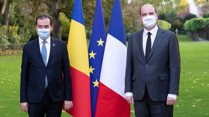 France and Romania plan joint work on Cernavoda project