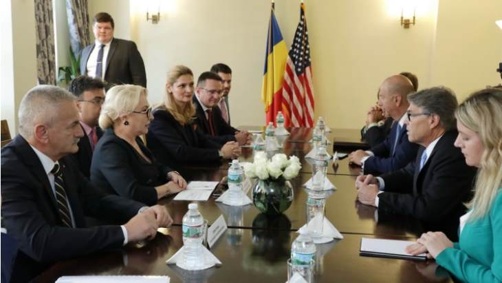 Romania and USA agree to nuclear cooperation