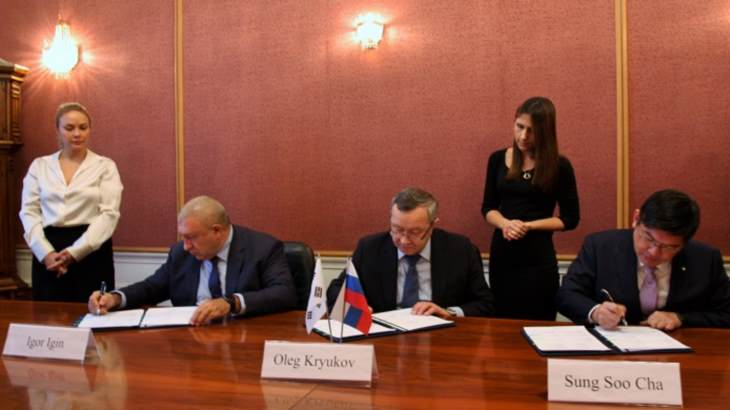 Russia and Korea to cooperate in radwaste management