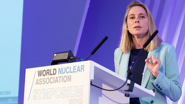 Speech: The resilience of nuclear power