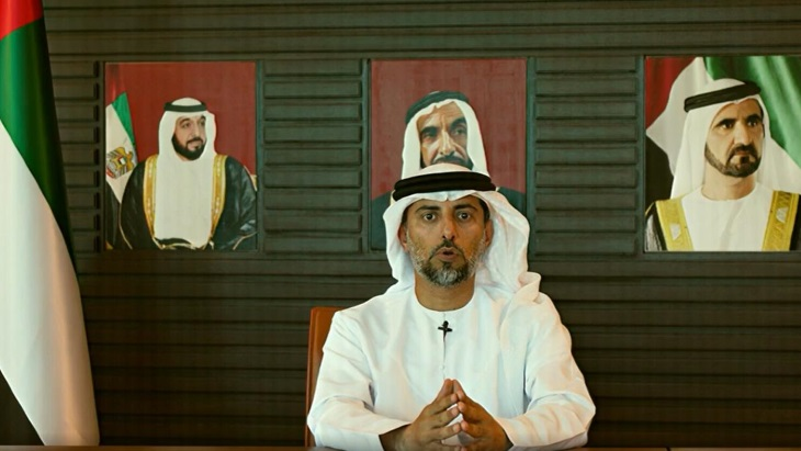 UAE's clean energy goals are not limited to solar, says energy minister