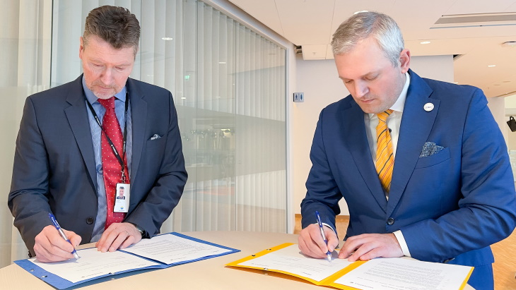 Vattenfall extends SMR cooperation with Fermi Energia