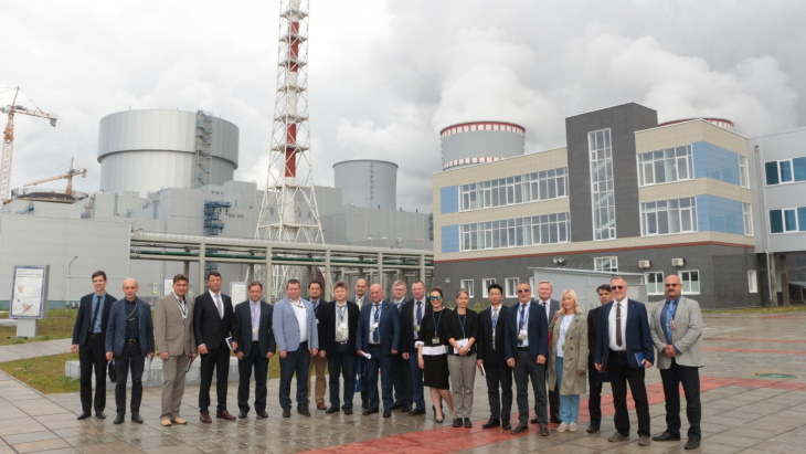 WANO completes technical support mission at Leningrad II-2
