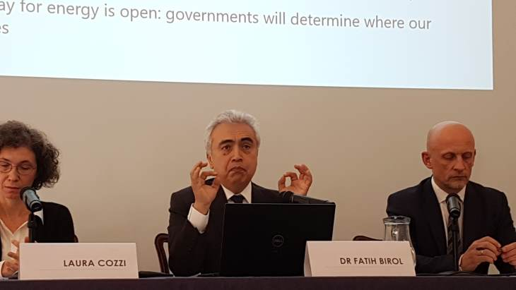 Investment needed to maintain nuclear's key role, says IEA