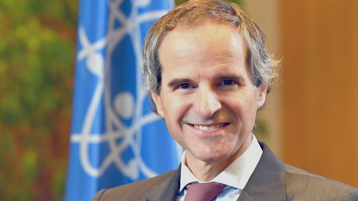 IAEA is there to help with every global challenge, says Grossi