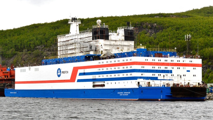 Russia gets operating licence for floating plant