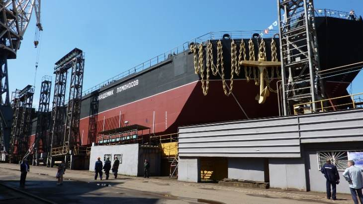 Russia expects operating licence for floating plant in July