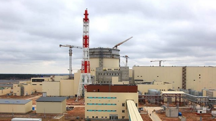 Belarusian plant prepared for hydraulic tests