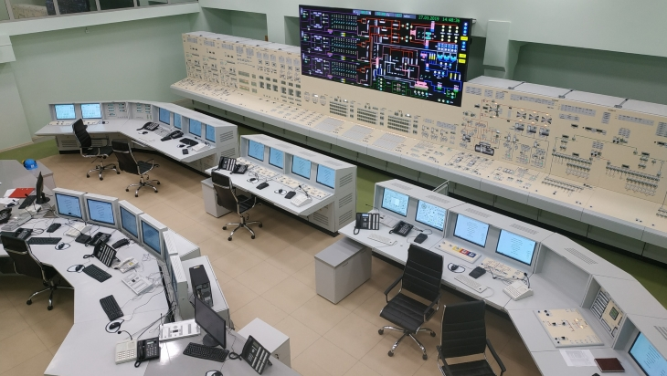 Russia installs operation simulator at Beloyarsk plant