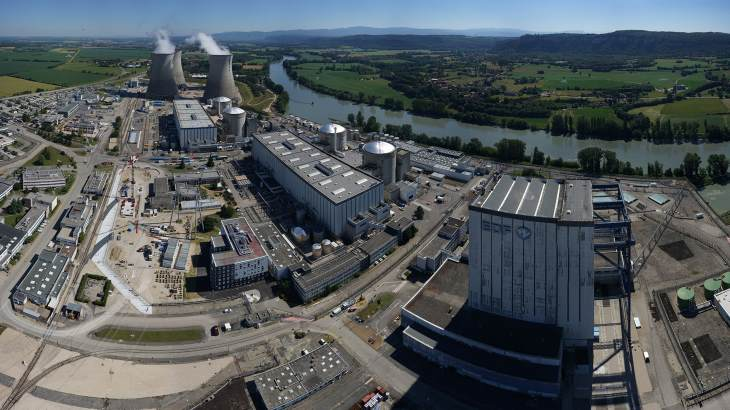 IAEA sees improved operational safety at Bugey