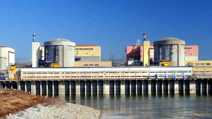 Romania awards contract for Cernavoda extension