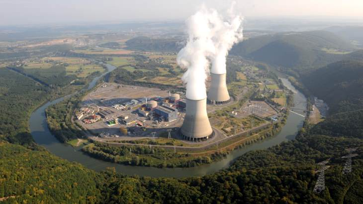 EDF terminates nuclear electricity supply contracts
